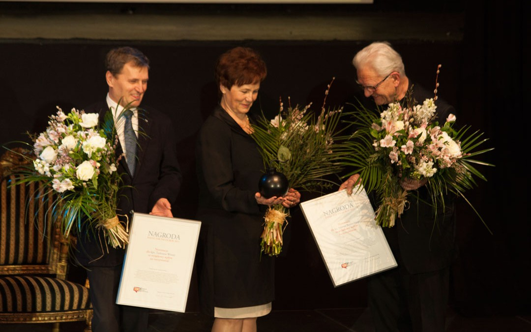 2012 – Danuta Wałęsa