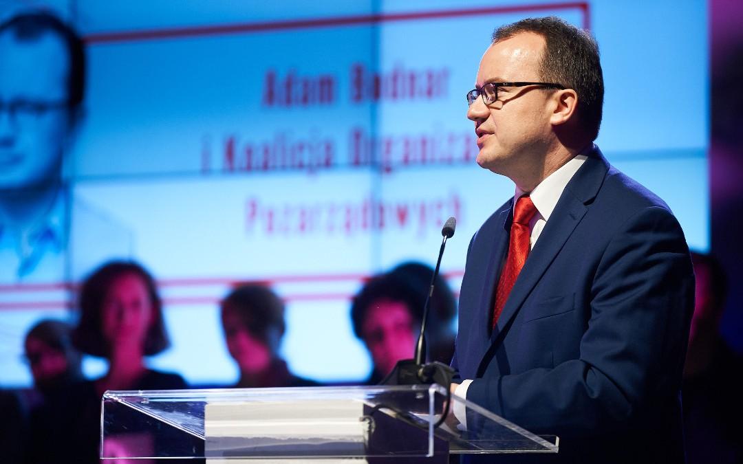 2016 – Adam Bodnar i Koalicja Organizacji Pozarządowych