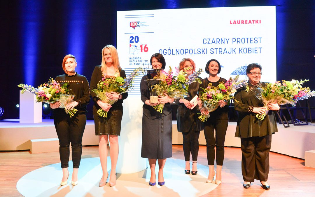 2016 – Czarny Protest/Ogólnopolski Strajk Kobiet